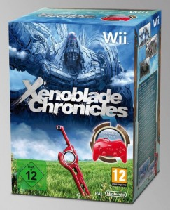 Xenoblade Chronicles Pre-Order Bundle