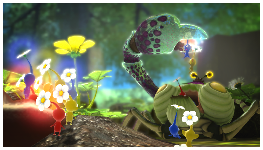 File Size For Upcoming Wii U Title Pikmin 3 Revealed Nintendo