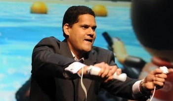 Reggie Fils-Aime, president and chief op