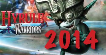 Hyrule Warriors - pre-order - 2014 release