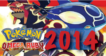 Pokémon Omega Ruby and Alpha Sapphire - pre-order - 2014 release