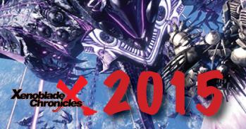 Xenoblade Chronicles X - pre-order - 2015 release