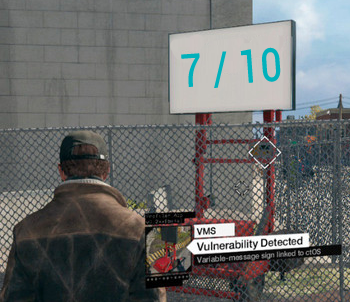 Watch_Dogs Wii U review score: 9/10