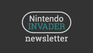 Nintendo Invader Newsletter logo