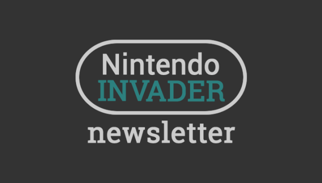 Nintendo Invader Newsletter logo