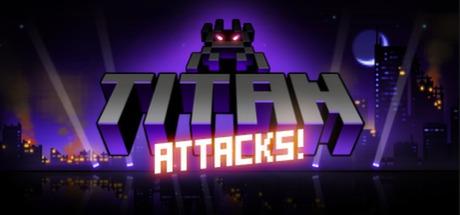 Titan Attacks! banner